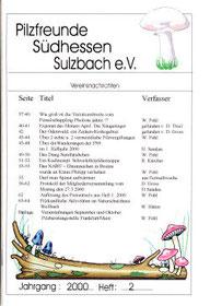 Jahrgang 2000 / Heft 2