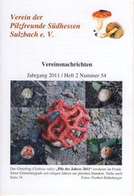 Jahrgang 2011 / Heft 2 Nummer 54