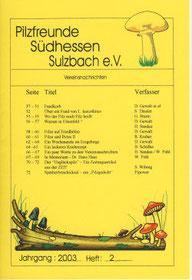 Jahrgang 2003 / Heft 2