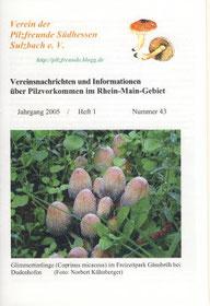 Jahrgang 2005 / Heft 1 Nummer 43