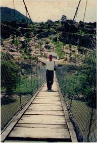 Puente colgante - Ojachichi - Mike