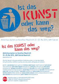 Einladung zur Kunsttour 2015 in Maastricht mit Klaus Kaufmann