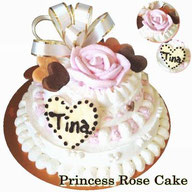 犬用ケーキ,ウェディングやお誕生日にとっても豪華でおしゃれ。WANBANAワンバナ