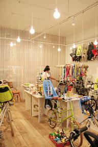 店舗設計 自転車店舗