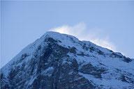 Eiger Gipfel