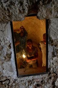 OmoGirando la Cripta di Epifanio