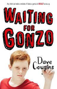 Dave Cousins Waiting for Gonzo Flux US