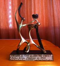 Prix du meilleur artiste platicien au  Burkina Faso 2017