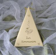Geschenkschachtel zur Kommunion