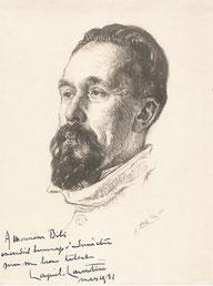 Laignel-Lavastine professeur 1931