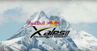 "Accès rubrique ""X-Alps"""