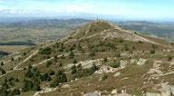 Le sommet de l'Ardèche
