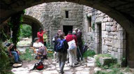 Visite patrimoine : le chant des pierres, visite du Mas de l'Espinas