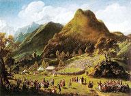 Unspunnenschwinget 1808