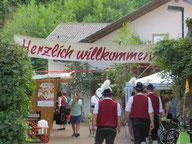 Sommerfest Arnegg 2016