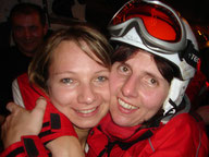 marina und maria, apres-ski-luder in rente