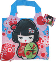 Chilino Bag Tasche Manga Comic Asien, rosa
