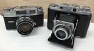 フィルムカメラ、一眼レフ、レンズ、デジカメ高価買取、西区、広島