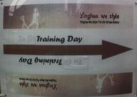 Yinghua wu style Training Day