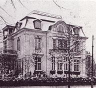 Heilwigstraße 29, Winter 1907