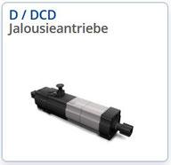 Bild: Jalousieantriebe von Dunkermotoren