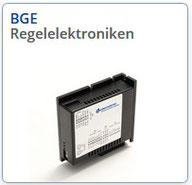 Bild: Regelelektroniken von Dunkermotoren