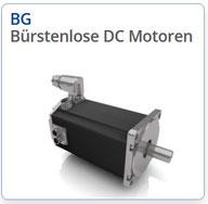 Bild: Bürstenlose Gleichstrommotoren BG von Dunkermotoren