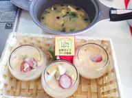 大阪兵庫で家事代行サービスの食事作りの朝食作りでヨーグルト