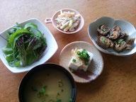 大阪兵庫で家事代行サービスの夕食作りで肉巻