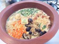 大阪・兵庫の家事代行サービスで二日分の夕食作りでお鍋