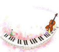 バイオリン画像