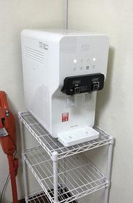 浄水器(温水、冷水、常温)24時間飲み放題
