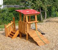 Spielgeräte-Robinie-Schaukel-Einplatzschaukel-Nestschaukel-Schaukelgestell-Schaukel-mit-Überstand-Überstandschaukel-Baukasten-Modul
