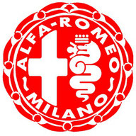 alfa romeo logo badge Luigi Fusi 1978