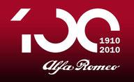 alfa romeo logo badge 2010 100 anni