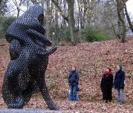 Skulpturenpark Waldfrieden