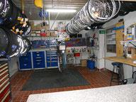 Service-Werkstatt