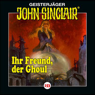CD Cover John Sinclair Kampf um Lady X