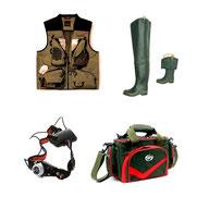 Bekleidung & Werkzeuge