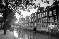 Pottenkade - Dordrecht (z/w)