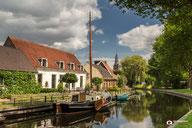 Landschapsfotografie: Nostalgie-in-het-stadje-Harmelen-provincie-Utrecht