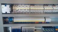 Sauber und übersichtlich - professionelle Schaltschrankbau-Lösungen
