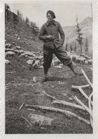 Juin 1940 - Marcel VIAL  (IIe bataillon) - Col de la Cayolle
