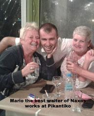 Enjoy Naxos with locals by PIKANTIKO Naxos harbour