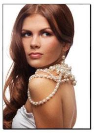 Colliers Femme Bijoux des Lys Cristal