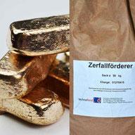 Autre cuivre béryllium et Zerfallförderer