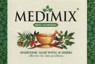 MEDIMIX Real Ayurvedic Soap with 18 herbs