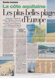Location de vacances carcans maubuisson site jimdo de la maison des mats a carcans maubuisson - Office de tourisme de carcans ...