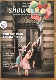 """Im Showcase Magazin 03/2017 schreibt Judith Lindemann zum Thema """"Nostalgiemusik""""."""