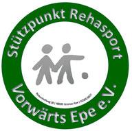 Stützpunkt Rehasport Vorwärts Epe e.V. Logo